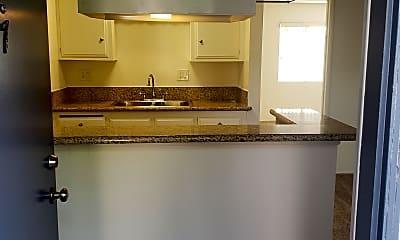 Kitchen, Arlington Apartments, 1
