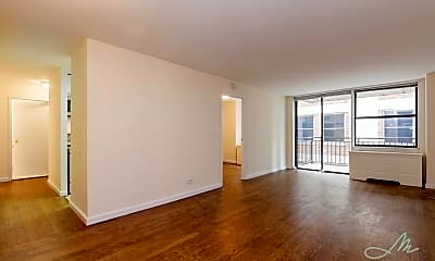 Living Room, 330 E 39th St 6M, 0