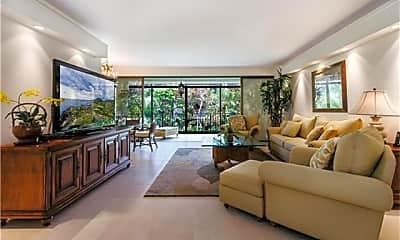 Living Room, 4999 Kahala Ave 344, 1