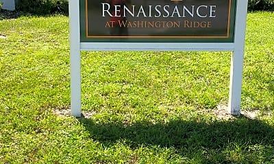 Renaissance at Washington Ridge, 1