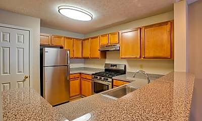 Kitchen, Hampton Knoll Apartments, 0