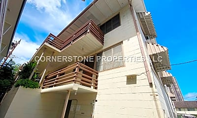 Building, 819 Kinau St, 0