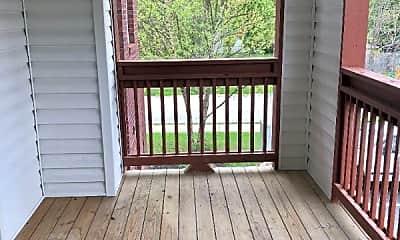 Patio / Deck, 8828 Moody Rd, 2