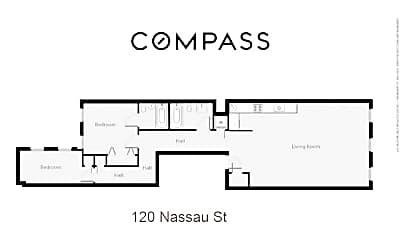 120 Nassau St 1, 2