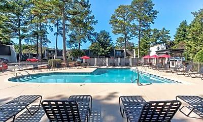 Pool, Meridian at Hamilton Place, 0