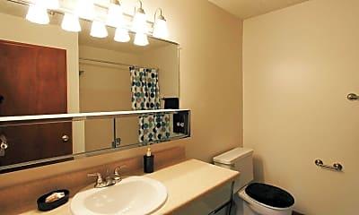 Bathroom, Westbrook Gardens, 2