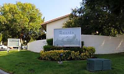 Rancho Apartments, 1