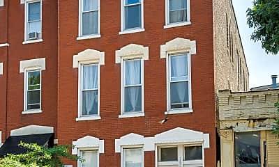 Building, 1475 W Huron St, 1