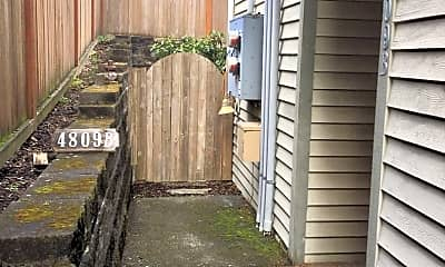 Patio / Deck, 4809 40th Ave SW, 2