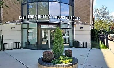 Residence Hall- Student Housing, 1
