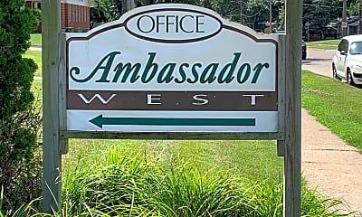 Ambassador West Apartments, 1