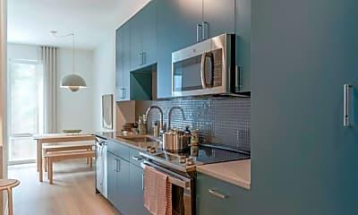 Kitchen, 151-155 Clarke Ave 509, 2