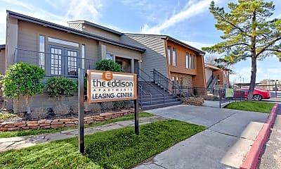 Community Signage, The Eddison, 1