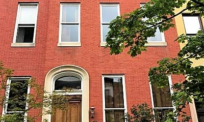 Building, 1609 Bolton St, 0