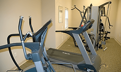 Fitness Weight Room, 4350 Madison Ave, 2