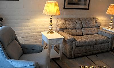 Living Room, 1442 De Nada, 1