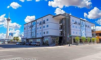 Building, 1300 S Casino Center Blvd, 0