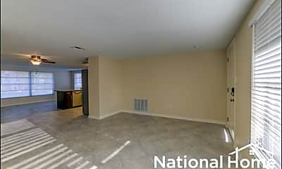 Living Room, 10118 Hickory Hill Dr, 1