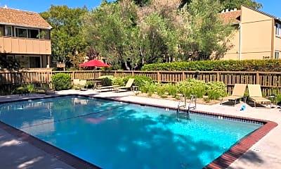 Pool, 2454 W Bayshore Rd, 2