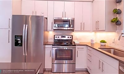 Kitchen, 120 NE 4th St S-1708, 1