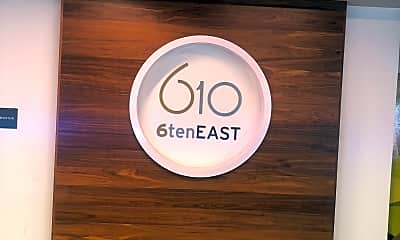 610 East, 1