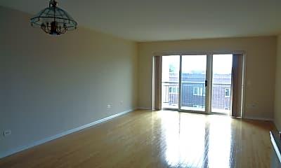 Living Room, 1327 Brown St 606, 1