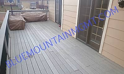 Patio / Deck, 5120 Bradley Cir, 2