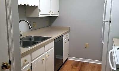 Kitchen, 500 Grant St, 1