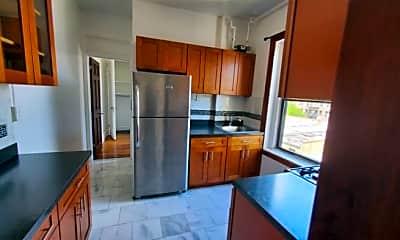 Kitchen, 130 W 110th St, 1
