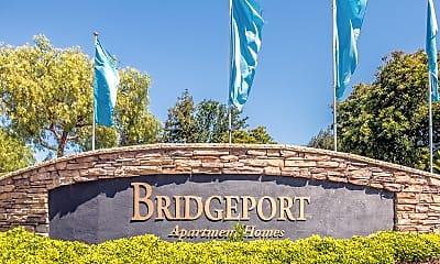 Community Signage, Bridgeport Apartment Homes, 1