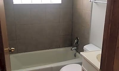 Bathroom, 3633 Clinton Ave, 1