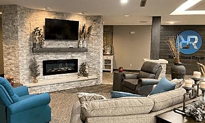 Living Room, 626 S 3rd St, 1