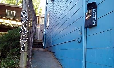Patio / Deck, 547 Klamath St, 1