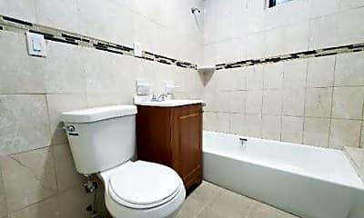 Bathroom, 418 Jefferson Ave 1C, 2