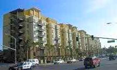 University Village Towers, 1