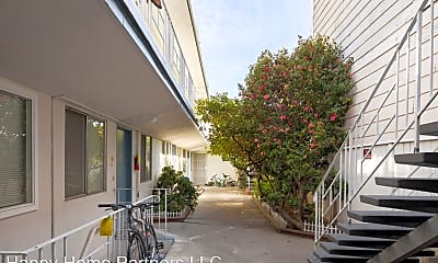 Patio / Deck, 1826 Alcatraz Avenue 01-12, 14-16, A, 2