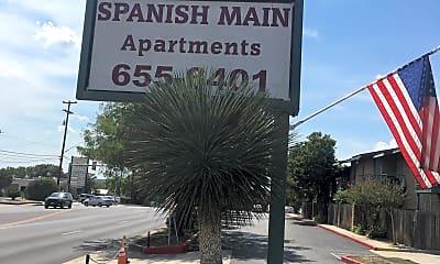 Spanish Main, 1