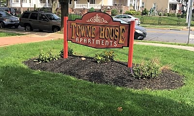 Towne House Apartments, 1