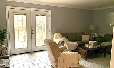 Living Room, River Road Condos c2 1745 Jack Warner Pkwy, 1