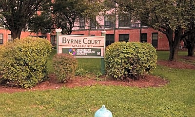 Byrne Court Apartments, 1