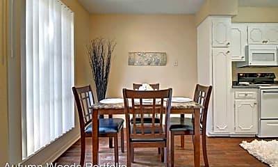 Dining Room, 5151 S Utica Ave, 1