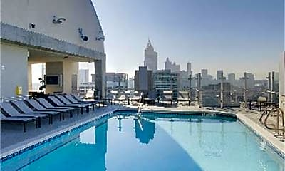 Pool, 1080 West Peachtree St NW Unit #2, 1