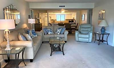 Living Room, 4220 Steamboat Bend 201, 1