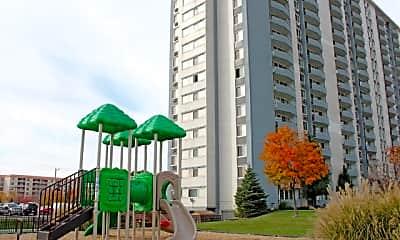 Playground, The Westbury, 2