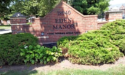 Eden Manor, 1