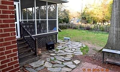 Patio / Deck, 4311 Castlewood Rd, 1
