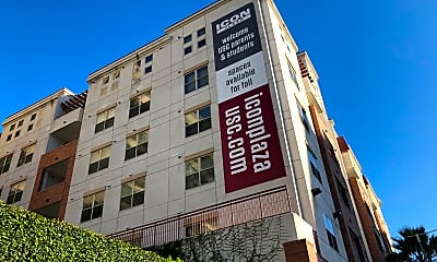 USC Student Housing, 0
