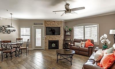 Living Room, 15095 N Thompson Peak Pkwy 1045, 1