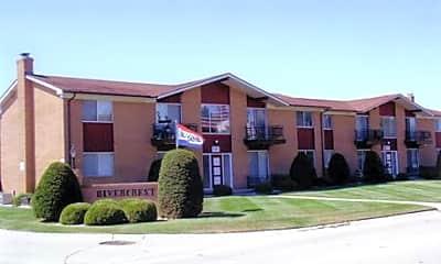 Rivercrest of Clinton Township Apartments, 0