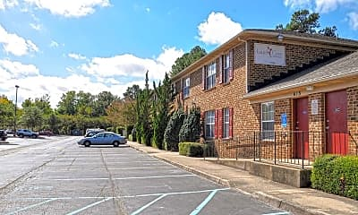 Building, Laurel Court Apartments, 0